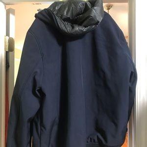 Men's Tommy Hilfiger Navy Winter Jacket